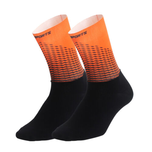 Cycling Socks Running Outdoor Sports Compression Knee Sock Men Women Comfortable