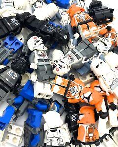 Lego Star Wars 1 Minifigure Randomly Chosen Clone Stormtrooper Jedi Rebel Other