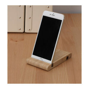 Image Is Loading Ikea Bergenes Phone Tablet Holder Stand Wooden Reversible