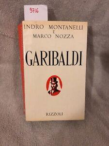 Garibaldi Indro Montanelli Marco Nozza