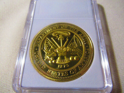 JUDGE ADVOCATE GENERAL/'S CORPS Challenge Coin Details about  /US ARMY JAG
