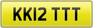 KITTY-PREMIUM-QUALITY-CAR-REG-NUMBER-PLATE-KK12-TTT-FEES-PAID-KITTS-KIT-KITTIE
