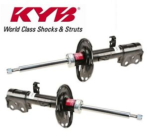 For Toyota Corolla 14-16 Pair Set of 2 Front Strut Assembly KYB Excel-G
