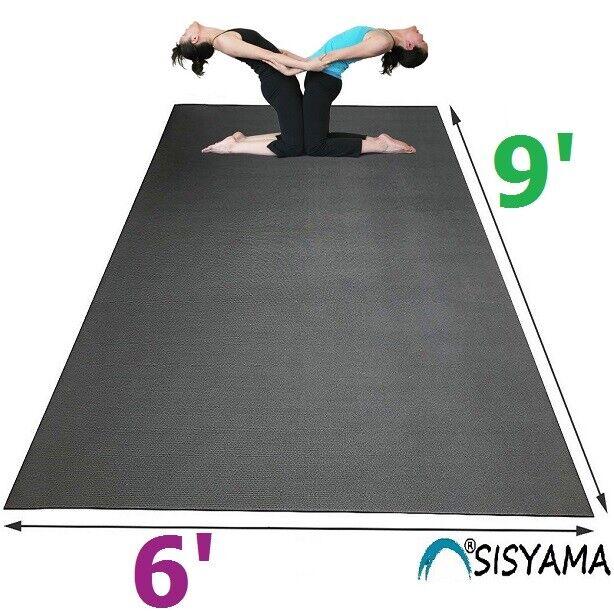 Exercise Floor Rubber Mat Anti Slip