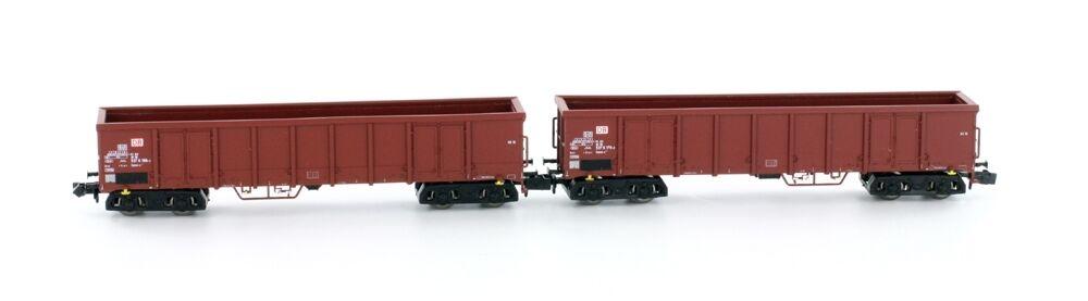 Hobbytrain N 23402 2-er Set Eanos x-052 DBAG Minden-Deutz ep.5 NUOVO & OVP