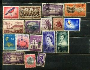 RSA-South-Africa-Old-Stamps