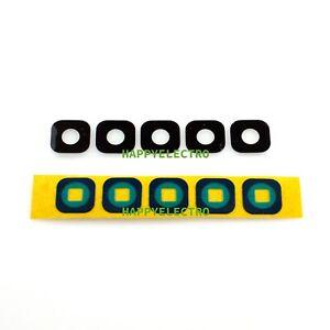 Camara-5x-Cubierta-de-Lente-de-vidrio-con-adhesivo-para-Samsung-Galaxy-S8-G950-Plus-G955