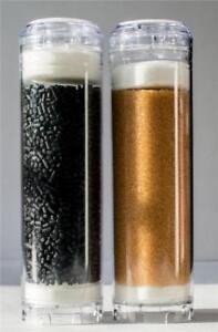 Aquarium Di Resin Activated Carbon Media Filter