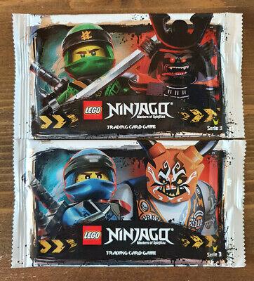 Sleeves für Sammelkarten TCG Ninjago Neu und OVP Lego Ninjago 300 Schutzhüllen