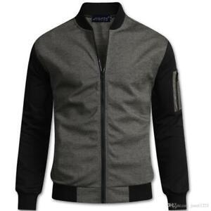 Jacket Homme Veste Hommes Mode Slim coton Vestes 2021 - Hommes