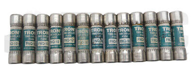 10 Details about  / Tron Time-Delay Fuse 500V FNQ-7