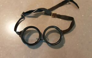 WWII-Pilot-Motorcycle-Goggles-WW2-Aviator-Goggles