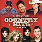 Country Hits 2013 by Various Artists (Universal)