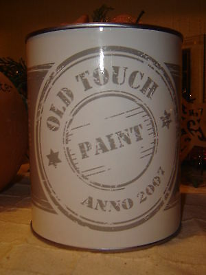 Old Touch Paint Farbe 250ml Möbelfarbe CLAY Möbel shabby chic whitewash Patina
