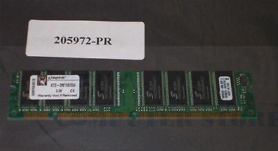 Kingston KTD-DM133//256 3.3V 256MB PC133 SDRAM Memory Module