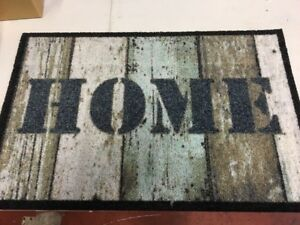 Image Is Loading Thick Ser Printed Message Home Outdoor Small Size