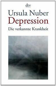 Depression-Die-verkannte-Krankheit-von-Nuber-Ursula-Buch-Zustand-sehr-gut