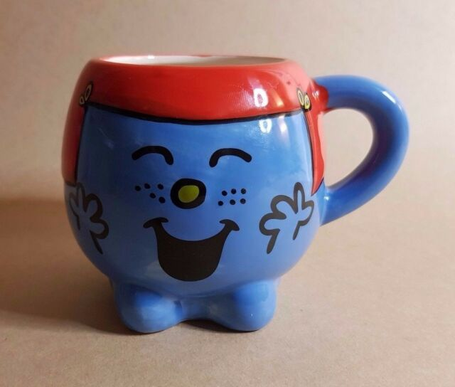 Mr Men - Little Miss Giggles Coffee Mug