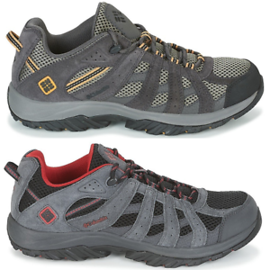 COLUMBIA Canyon Point Outdoor Hiking Athletic Trainers Shoes Mens All Size New