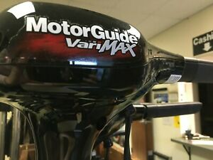 Trolling-Motor-Sale-30-Motor-Guide-Vari-Max-Transom-NEW