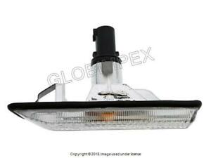 New Passenger Right Additional Side Light With Yellow Lens Fit BMW E53 X5 00-06