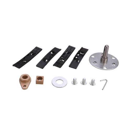 Para Hotpoint TVM560 secador Tombo Kit De Reparo Do Tambor Do Rolamento