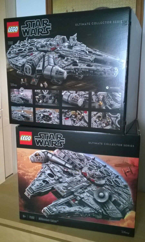 PRONTA CONSEGNA - LEGO 75192 UCS STAR WARS™ WARS™ WARS™ MILLENNIUM FALCON™ - OVP IN HAND d3fcce
