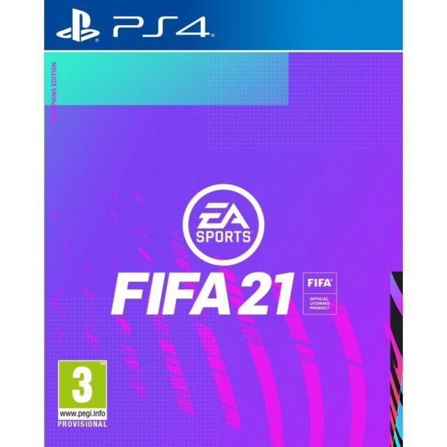 FIFA 21 CHAMPIONS EDITION EA SPORTS WITH BONUS PLAYSTATION 4 PREORDER