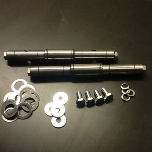 VW AirCooled Solid Rocker Shaft Kit For Type 1 Engines