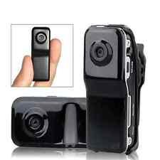 MD80 Mini DV DVR Hidden Digital Video Recorder Camera Spy Webcam Camcorder Black