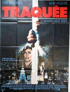 Plakat Kino Traquee Tom Berenger Mimi Rogers Ridley Scott. 120 X 160 CM