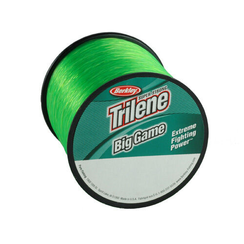 Berkley Trilene Big Game Monofilament Spool 3270 Yards 0.028  Dia. - 1003000