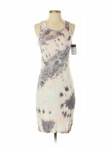 NWT-Mossimo-Women-Pink-Casual-Dress-S