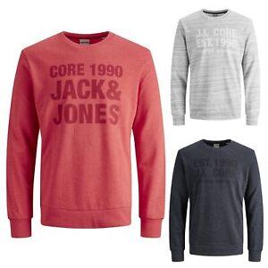 JACK&JONES Hombre Sudadera Jersey Cuello Capucha 22908