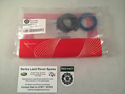 Land Rover Defender Bearmach Power Steering Box Seal Repair Kit STC1042r