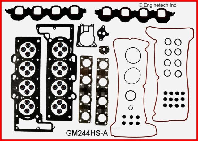 Engine Cylinder Head Gasket Set Gm244hs