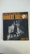The Films of Robert Bresson Paperback – 1970 by Amedee ayfre; Charles Barr; Andr