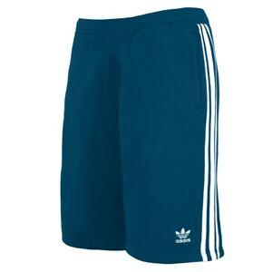 Details about Adidas 3 Stripes short Men Shorts Men's Shorts Tracksuit Bottoms Navy DV1526
