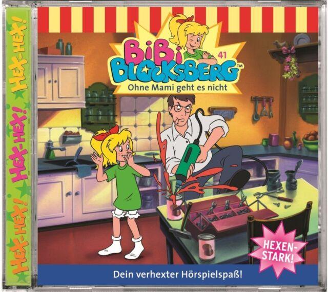 CD * BIBI BLOCKSBERG - HÖRSPIEL 041 - OHNE MAMI GEHT ES NICHT # NEU OVP KX