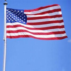 3x-5FT-Polyester-USA-US-American-Flag-Stars-Grommets-United-States-Stripes-Flag