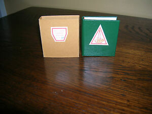 REM-Magic-Nursery-Rhymes-Miniature-by-Robert-E-Massman-Limited-Numbered-Slipcase