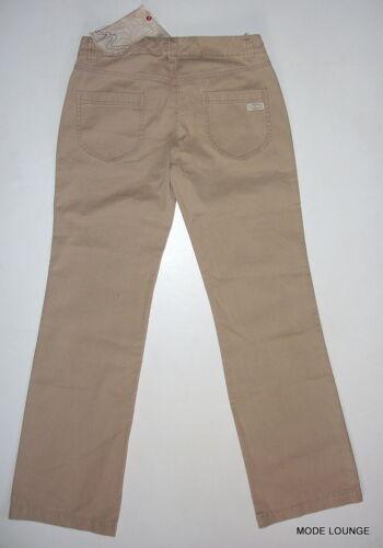 Hose Same Beige M Nts Pantaloni Pantaloni Neu Jeans Not The Mono 38 Creme axCqF