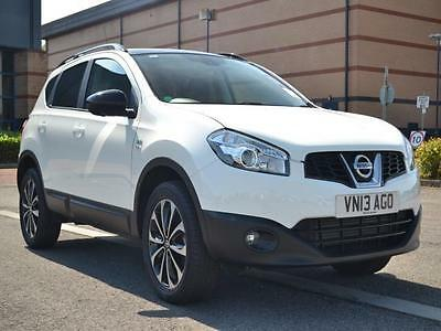 2013 Nissan Qashqai 360 IS dCi 130 Diesel White  Manual