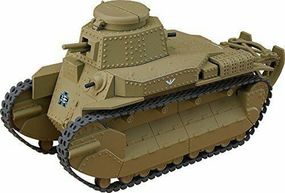 Plastic model Girls und Panzer Type89 Middle Tank Kou
