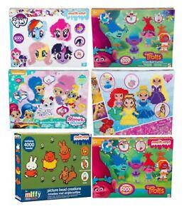 Kids-Character-3000-Meltumz-Beads-Art-amp-Craft-Creative-Activity-Toy-Gift-Set-3-Y
