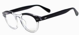 Retro-Vintage-Glasses-Women-Men-Optical-Spectacle-Round-Frame-Clear-Multicolor