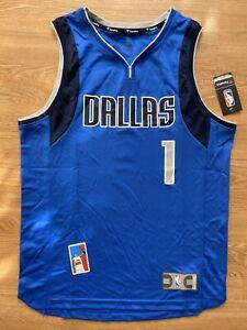 Details about Dennis Smith Jr. NEW Size M Dallas Mavericks Jersey Fanatics NBA Knicks Doncic 1