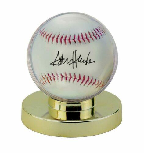 ~2 BCW Pro Brand Gold Base Ball Baseball Holder Display Case New