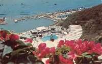 Las Croabas Puerto Rico El Conquistador Hotel Terrace Antique Postcard K30626