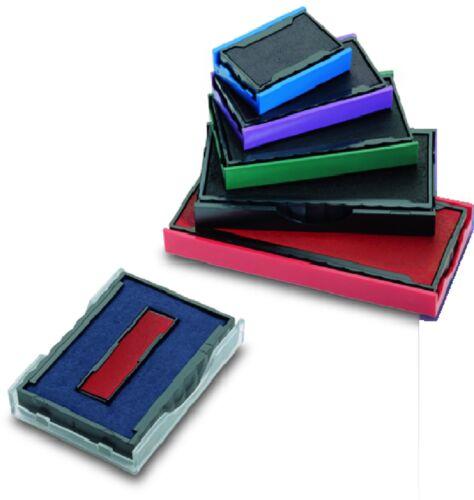 lot 10 cassettes d'encrage   6/4750 de remplacement pour tampon trodat